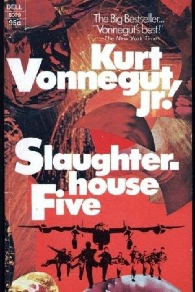 slaughterhouse five book review Slaughterhouse five book review essay slaughterhouse five tells the story of billy pilgrim who has become unstuck in time young billy is born and raised in ilium, new york, he is tall and weak, and shaped like a bottle of coca-cola, and studying to be an optometrist.