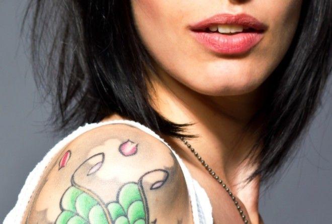 Что нужно перед тем как сделать татуировку 489